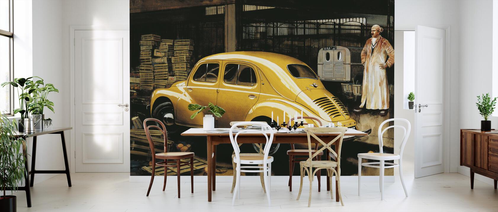 classic car fototapete nach ma photowall. Black Bedroom Furniture Sets. Home Design Ideas