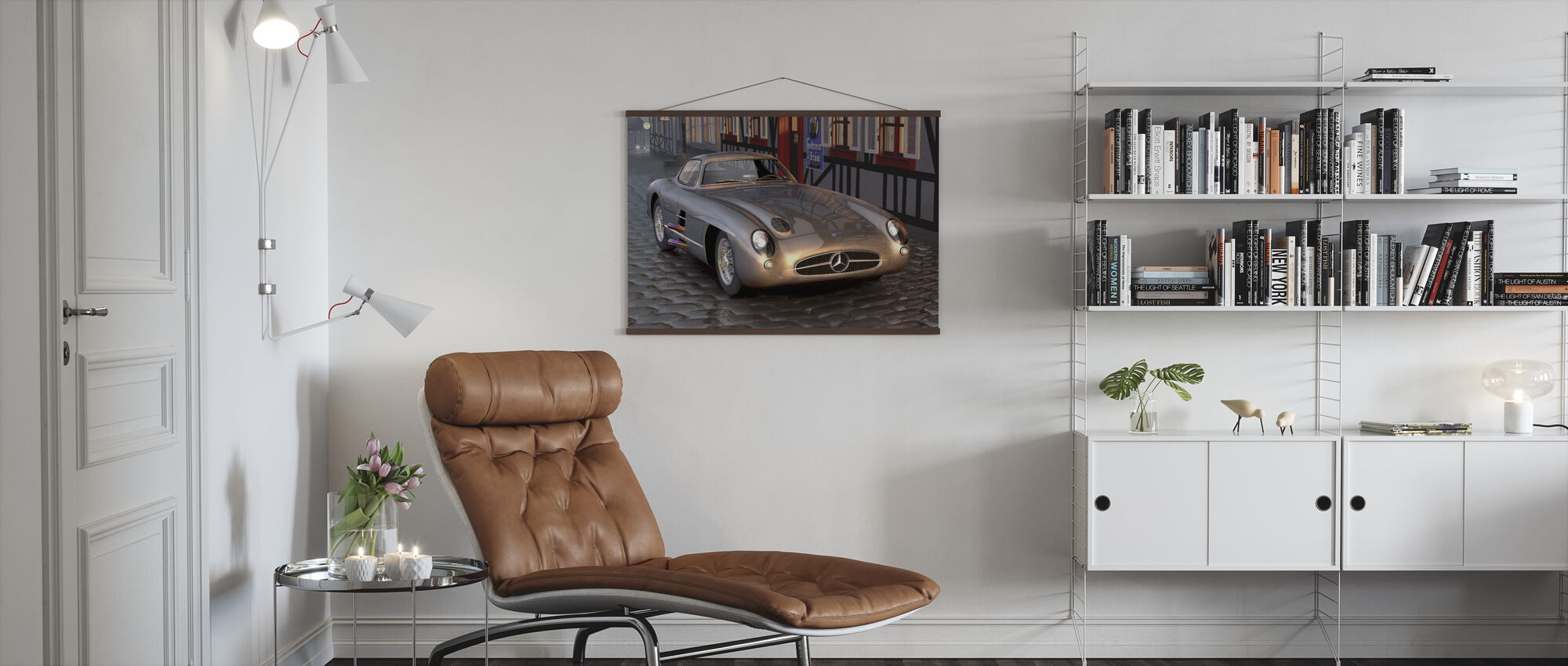 Shiny 300 - Poster - Living Room