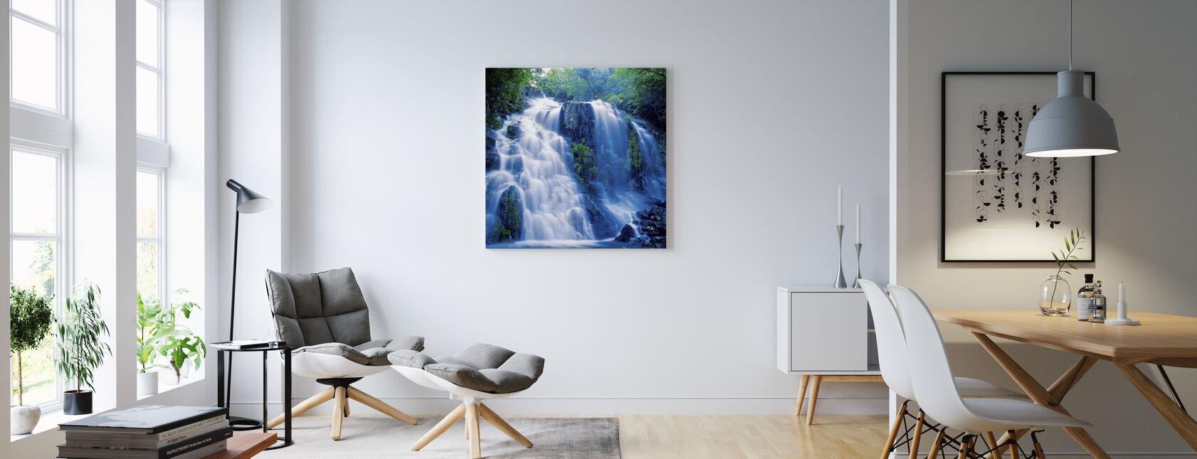 Naturlandskap - Canvastavla - Vardagsrum