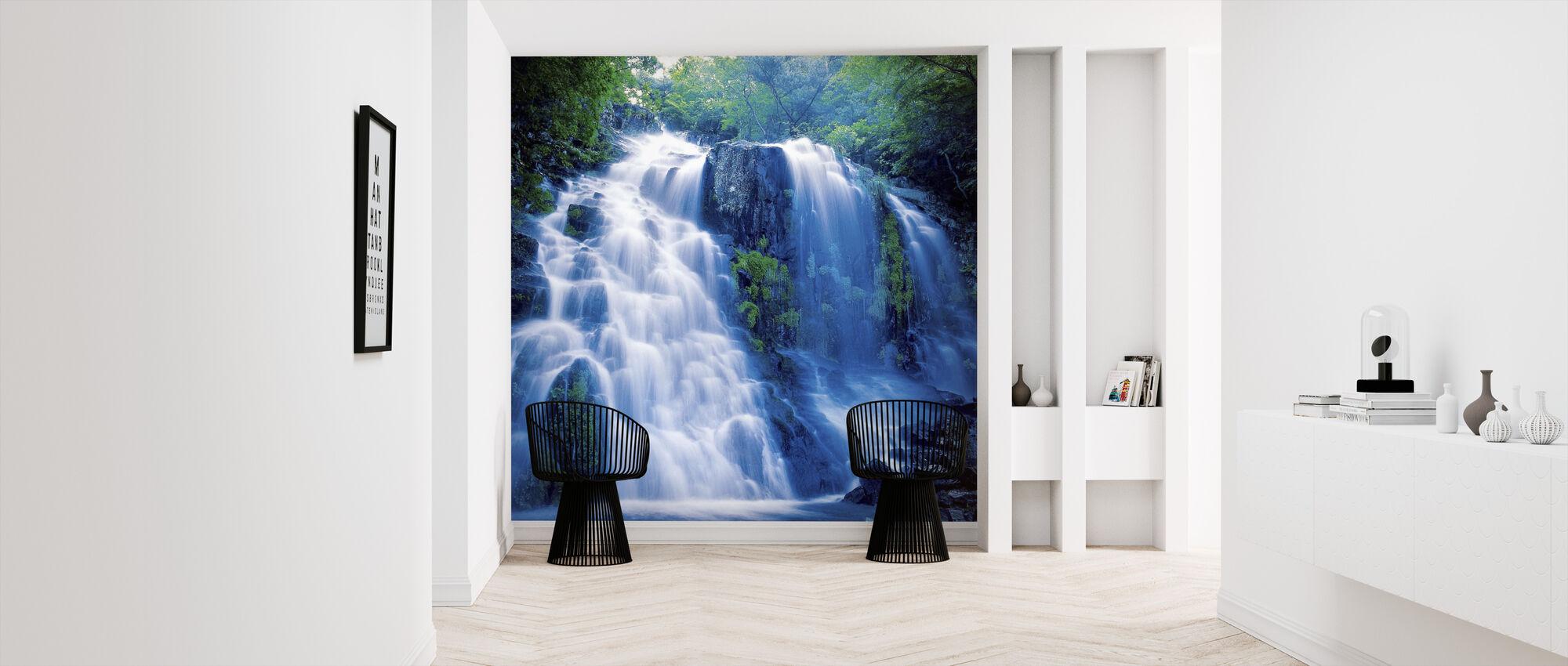Nature Scenery - Wallpaper - Hallway