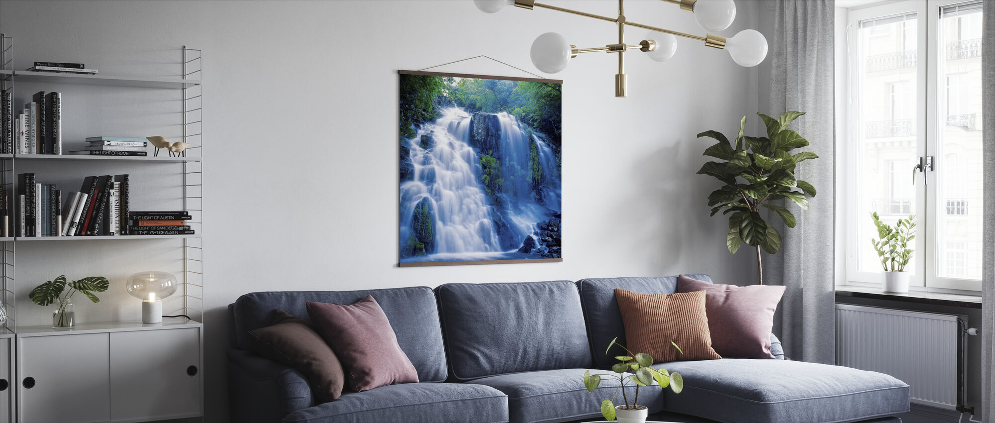 Nature Scenery - Poster - Living Room