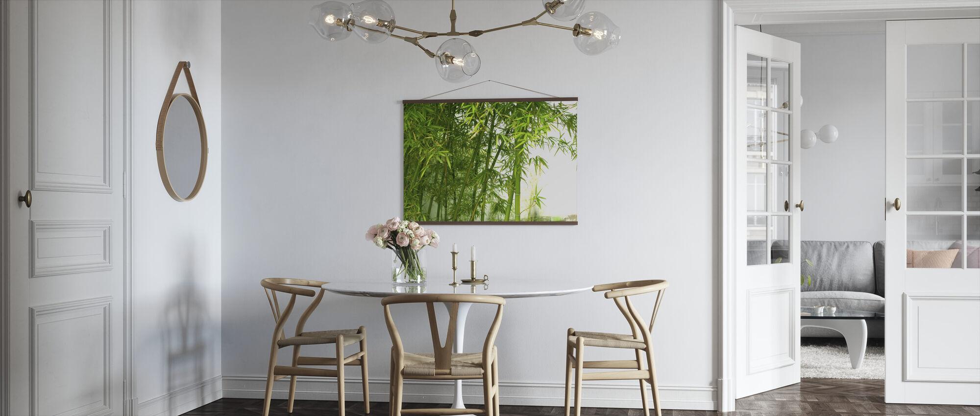 Beautiful Bamboo - Poster - Kitchen