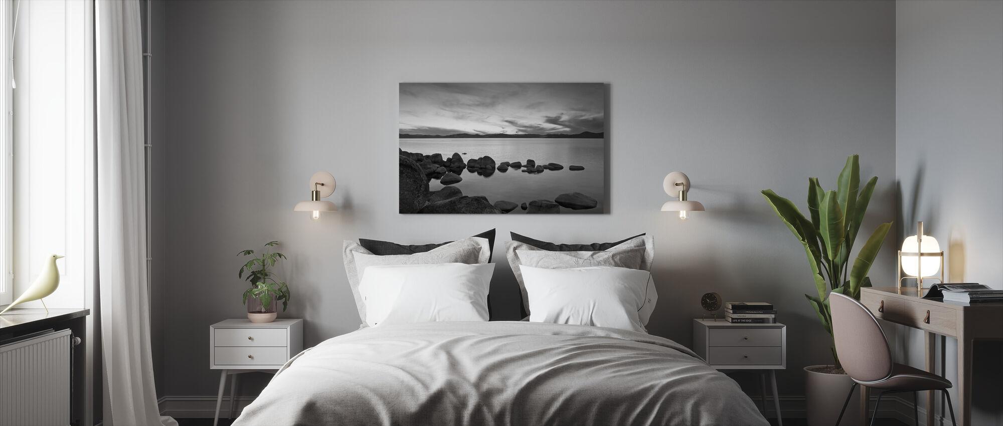 Lake Tahoe, Verenigde Staten - Canvas print - Slaapkamer