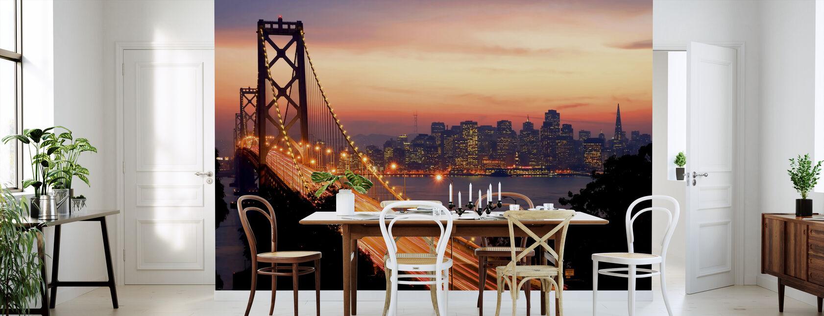 San Francisco, Kalifornia, Yhdysvallat - Tapetti - Keittiö