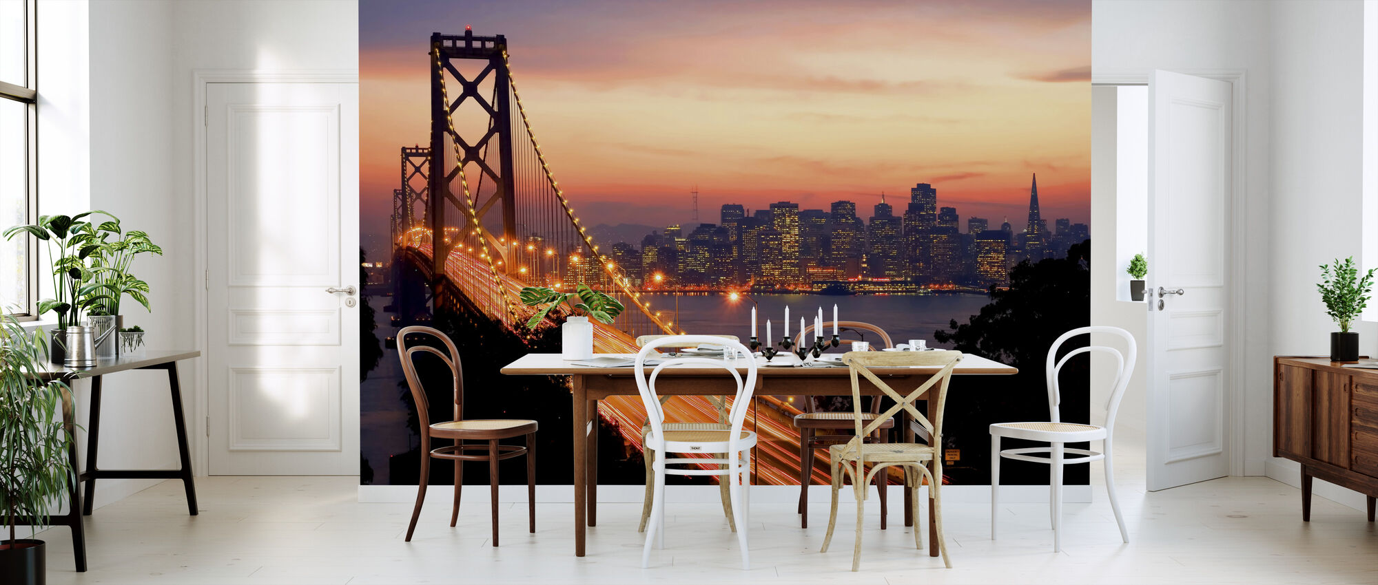 San Francisco, California, USA - Wallpaper - Kitchen