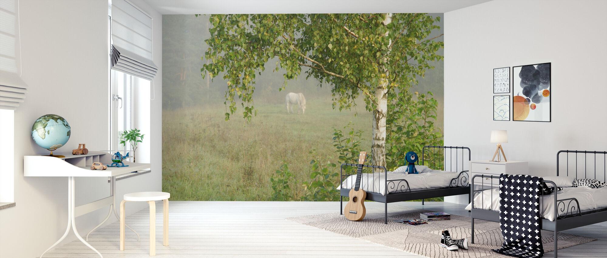 Pasture - Wallpaper - Kids Room