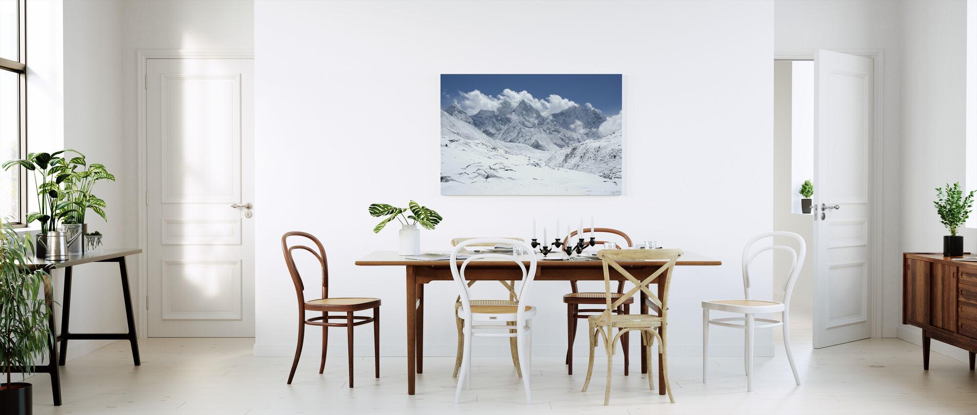 Himalaya - Lerretsbilde - Kjøkken