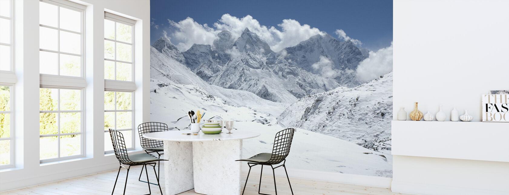 Himalaya - Wallpaper - Kitchen