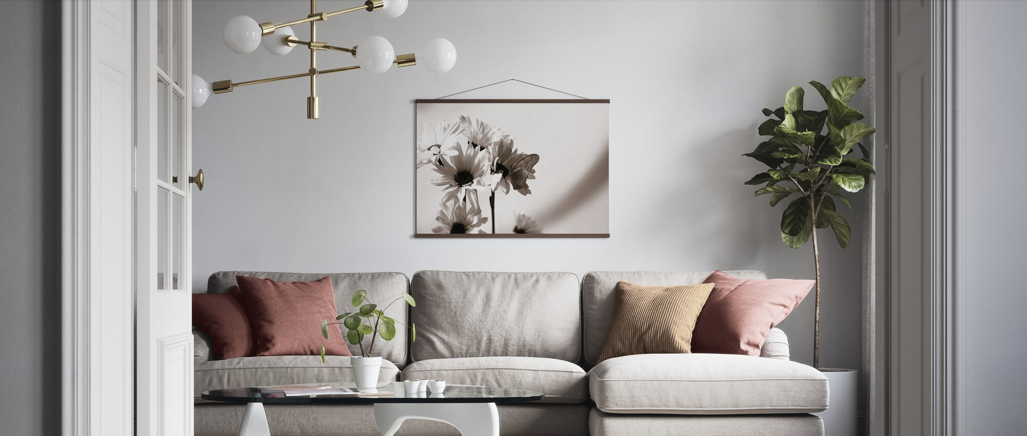Julia Butterfly - Poster - Living Room