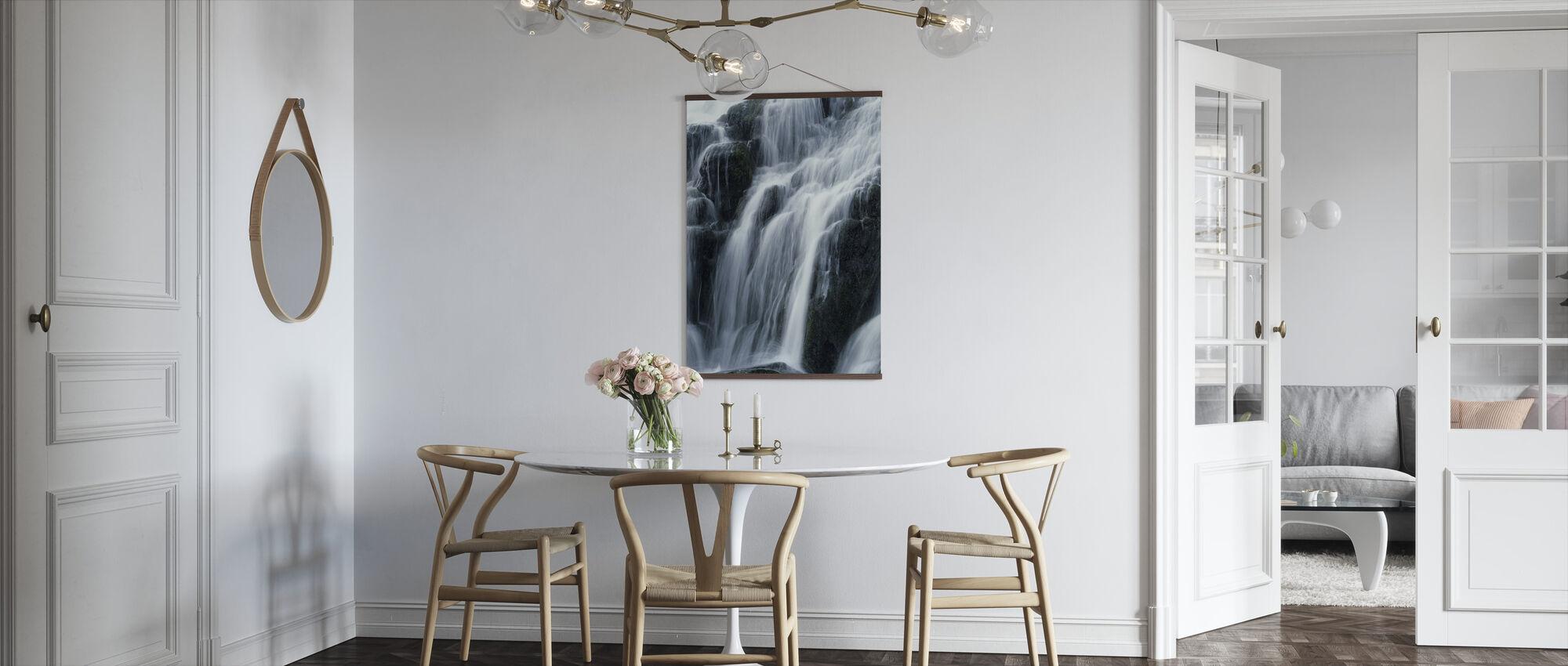 Wasserfall - Poster - Küchen
