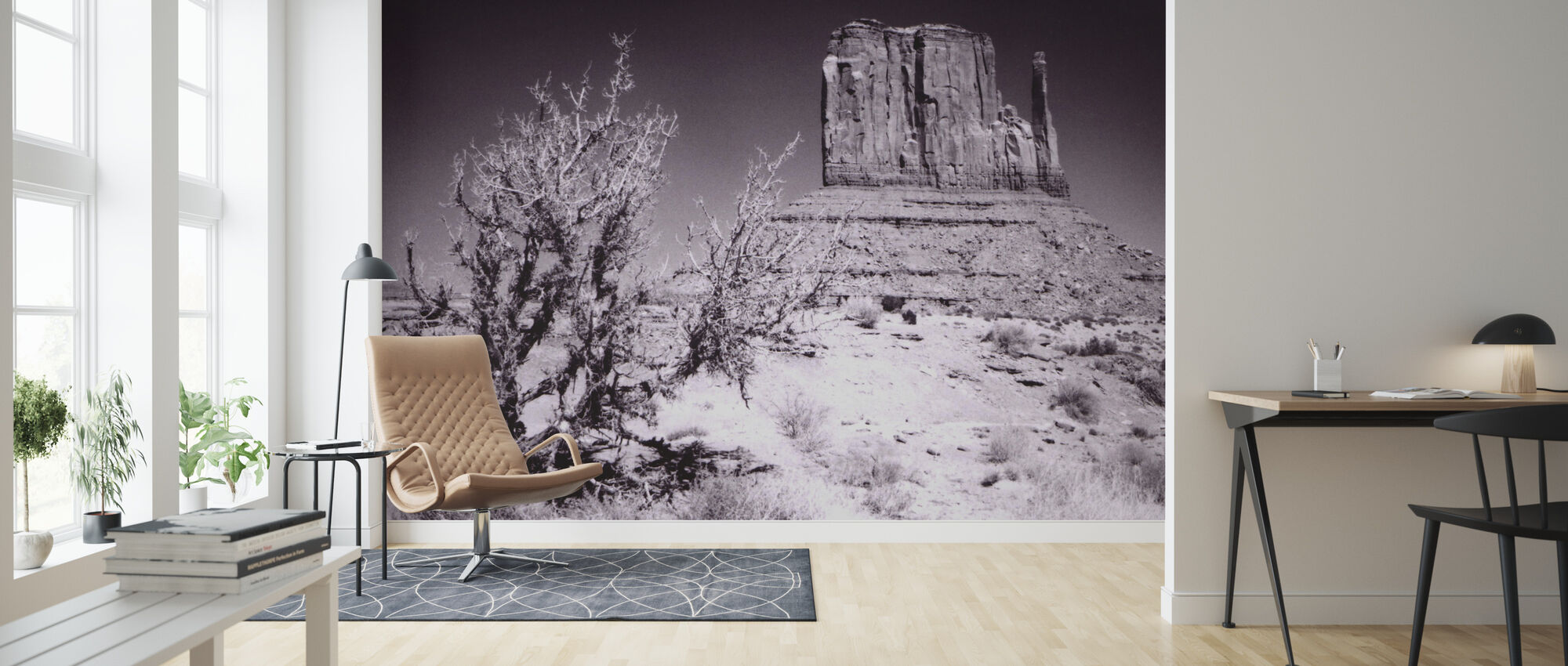 Monument Valley, Utah, USA - Wallpaper - Living Room