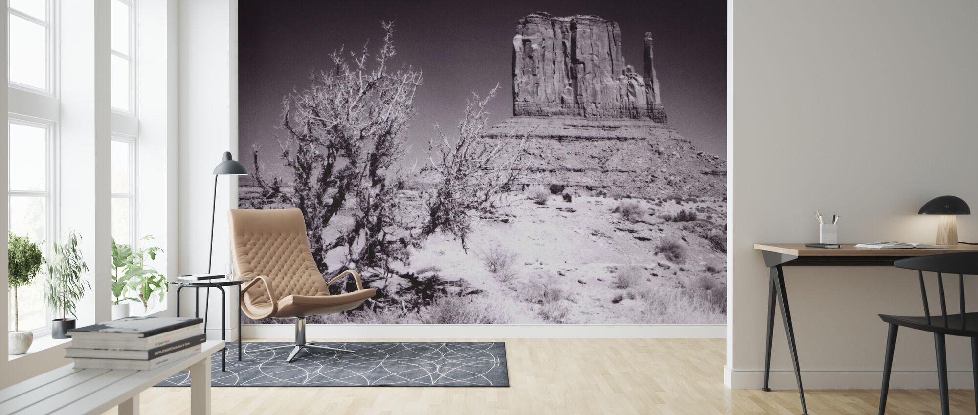 Monument Valley, Utah, USA - Tapete - Wohnzimmer