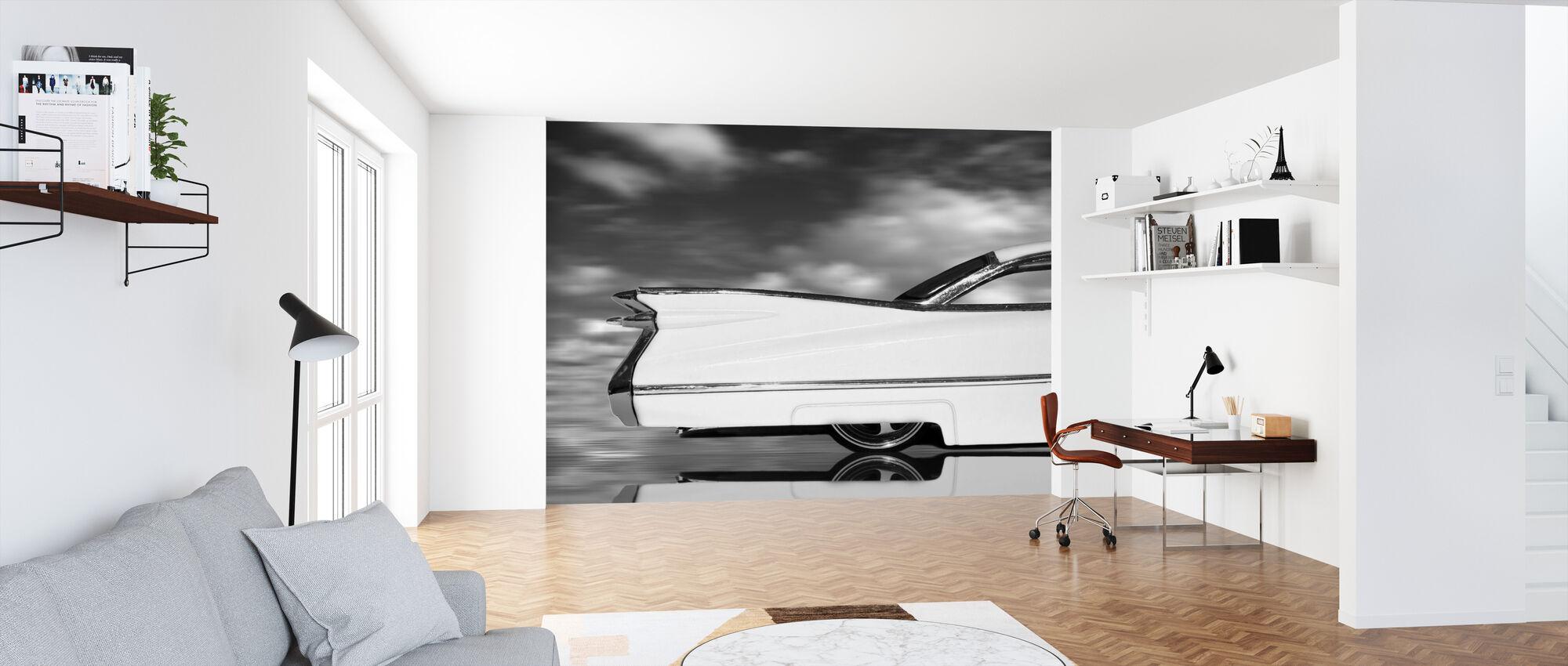 Classic American - Wallpaper - Office