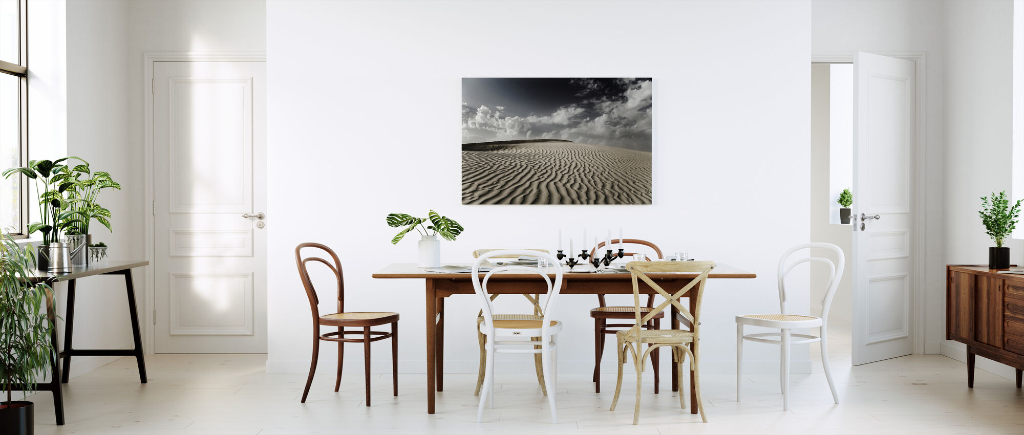 Desert Dune Sahara - Canvas print - Kitchen