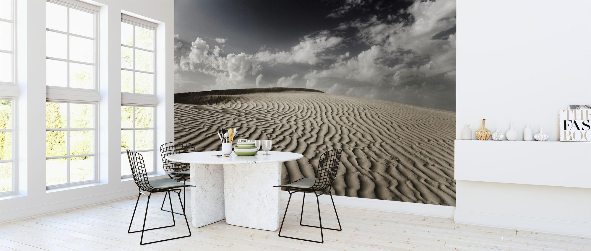Desert Dune Sahara - Wallpaper - Kitchen