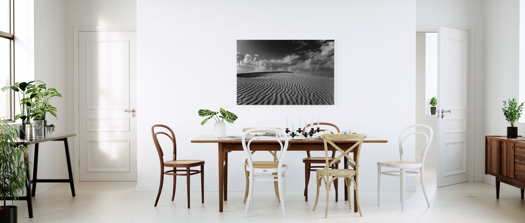 Desert Dune Sahara - Canvas print - Kitchen