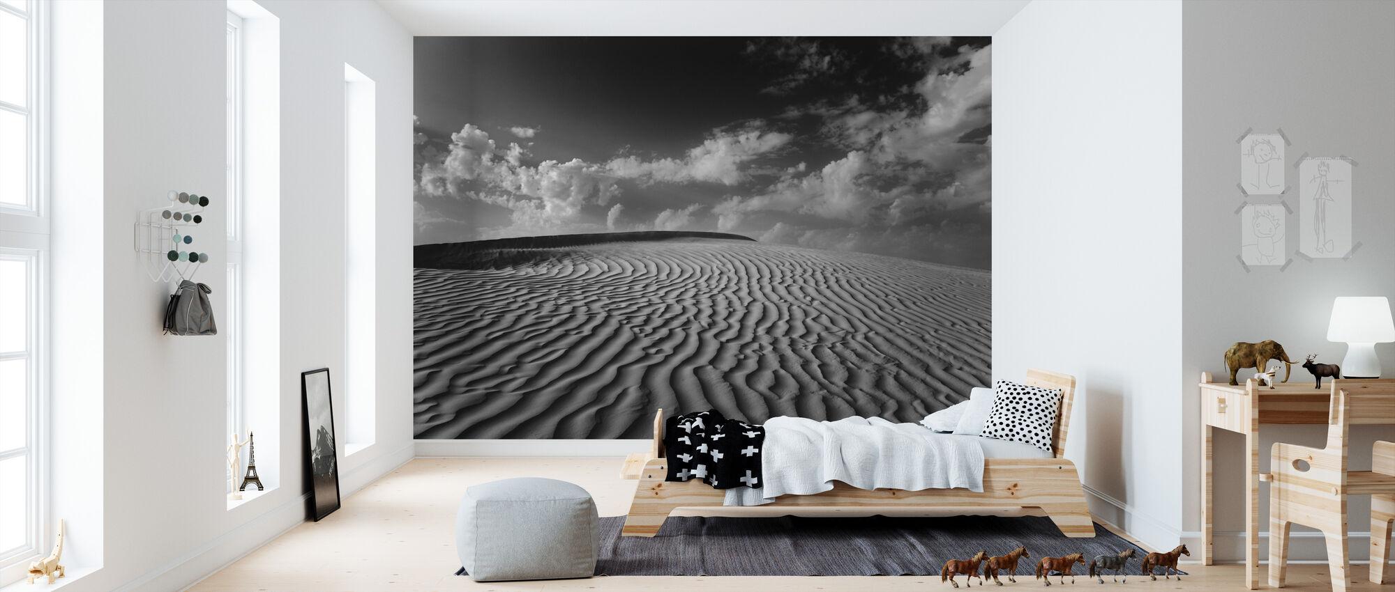 ørken Dune Sahara - Tapet - Barnerom