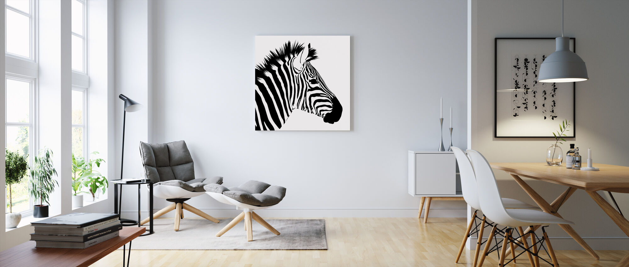 Good Looker - Canvas print - Living Room