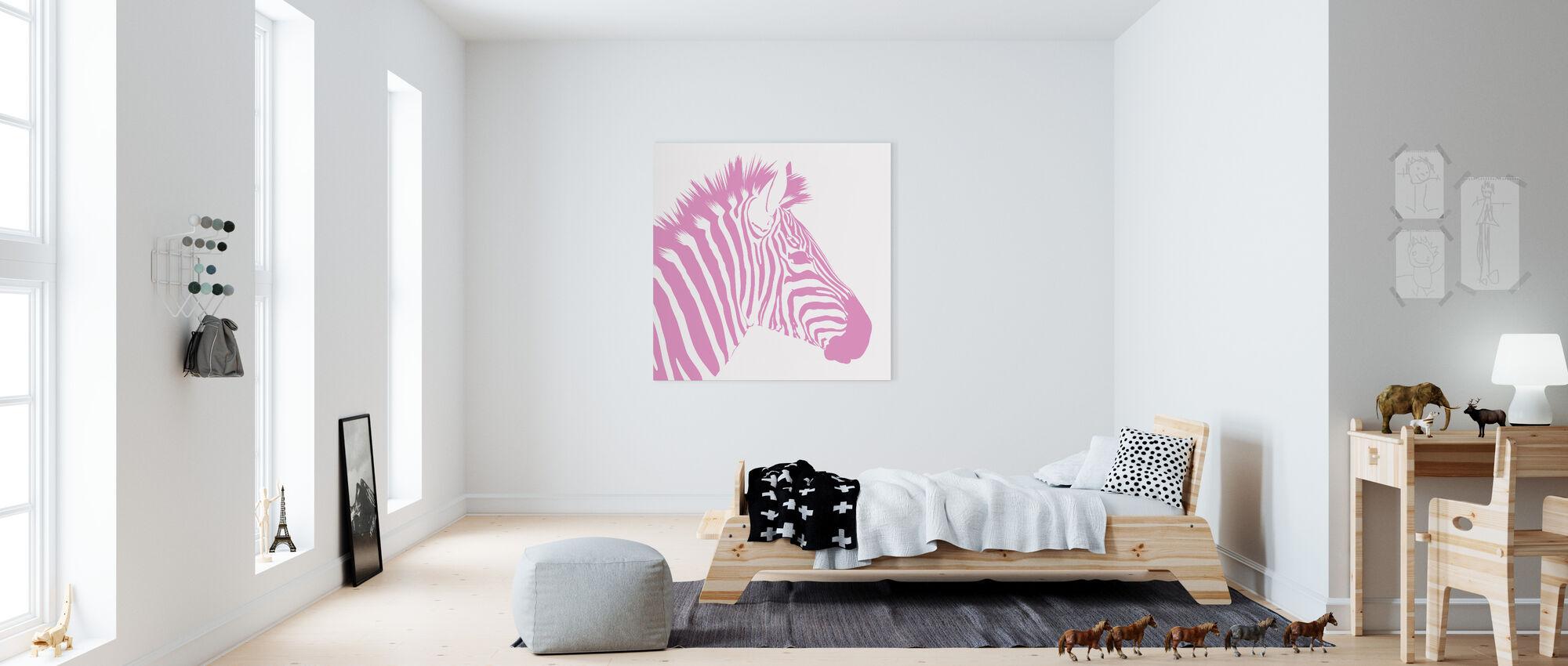 Good Looker - Canvas print - Kids Room