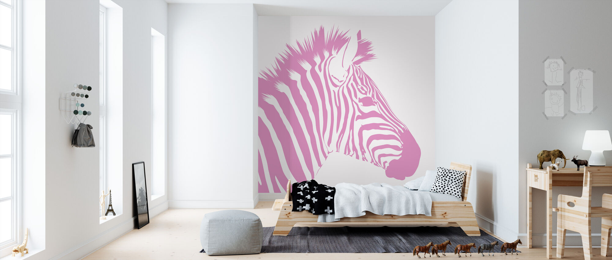 Good Looker - Wallpaper - Kids Room