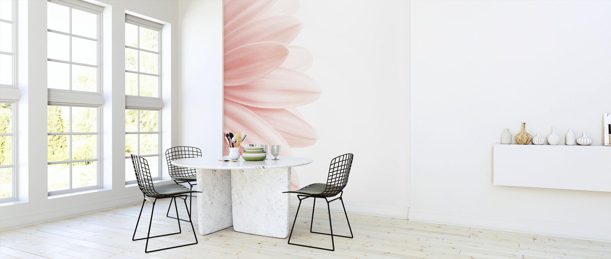Pink Petal - Wallpaper - Kitchen