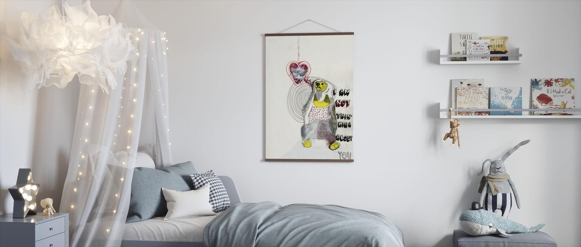 Bear - Poster - Kids Room