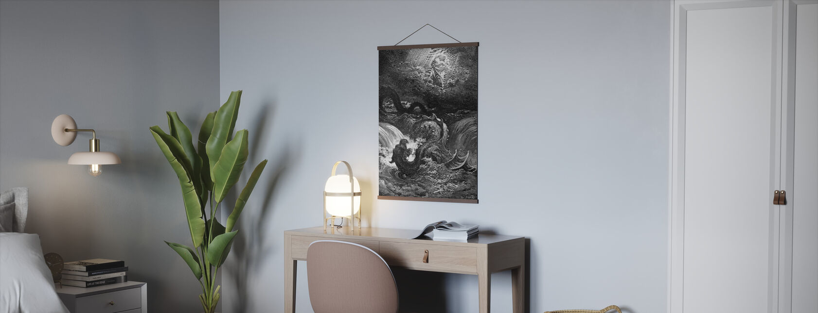Esaias Syn - Gustave Dore - Poster - Office