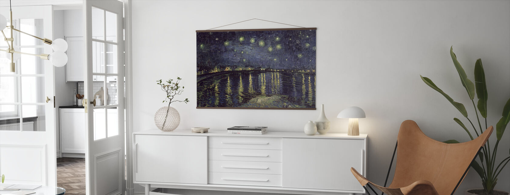 Starry Night - Vincent van Gogh - Poster - Living Room