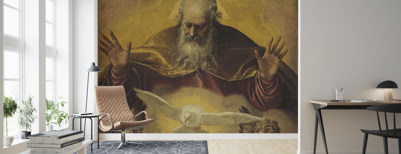 Evig far - Paolo Veronese - Tapet - Stue