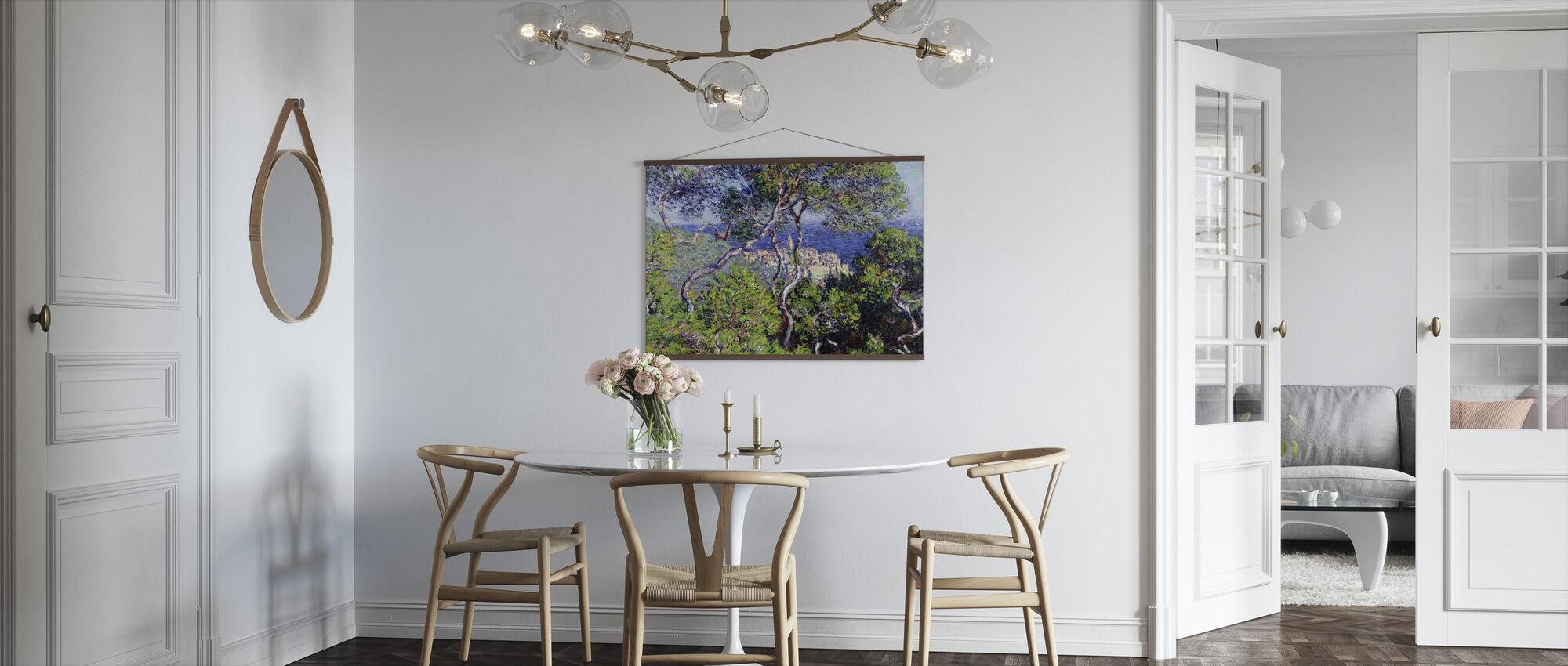 Bordighera -  Claude Monet - Plakat - Kjøkken