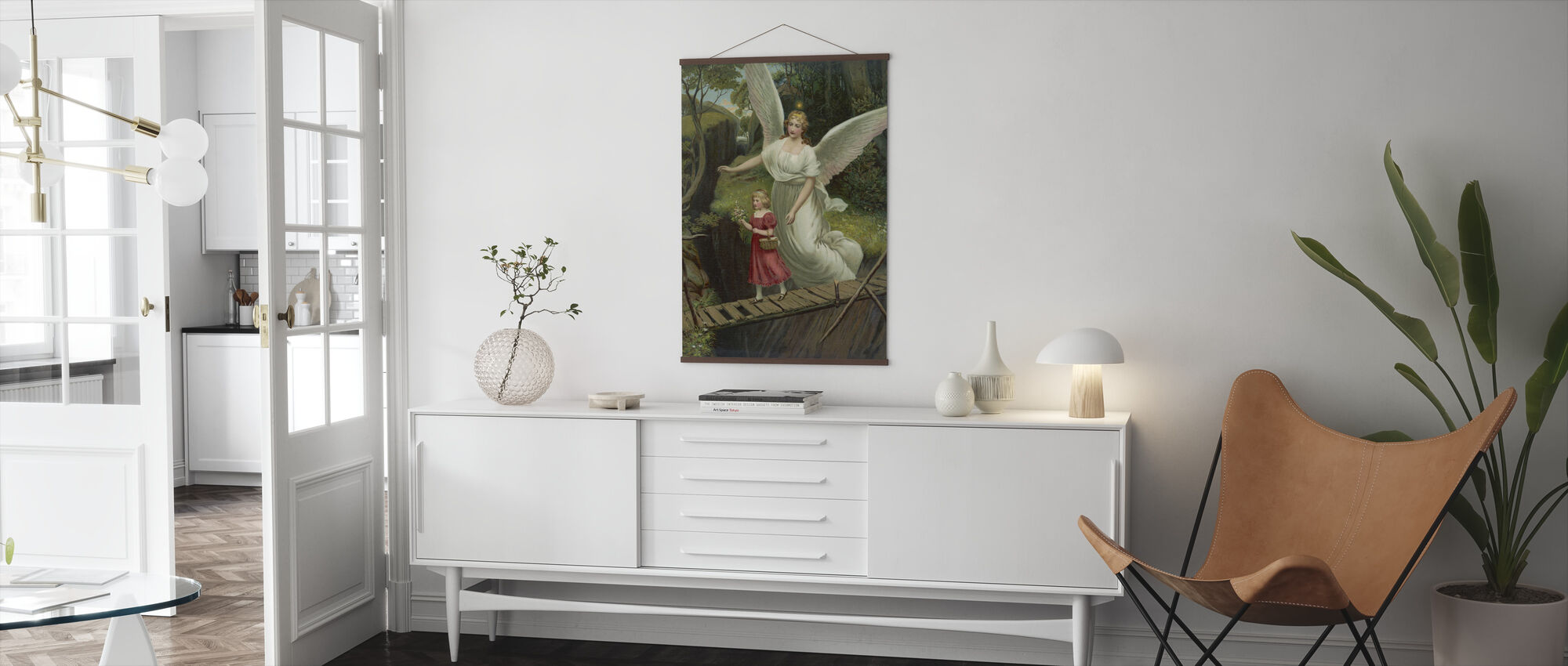 Guardian Angel - Poster - Living Room