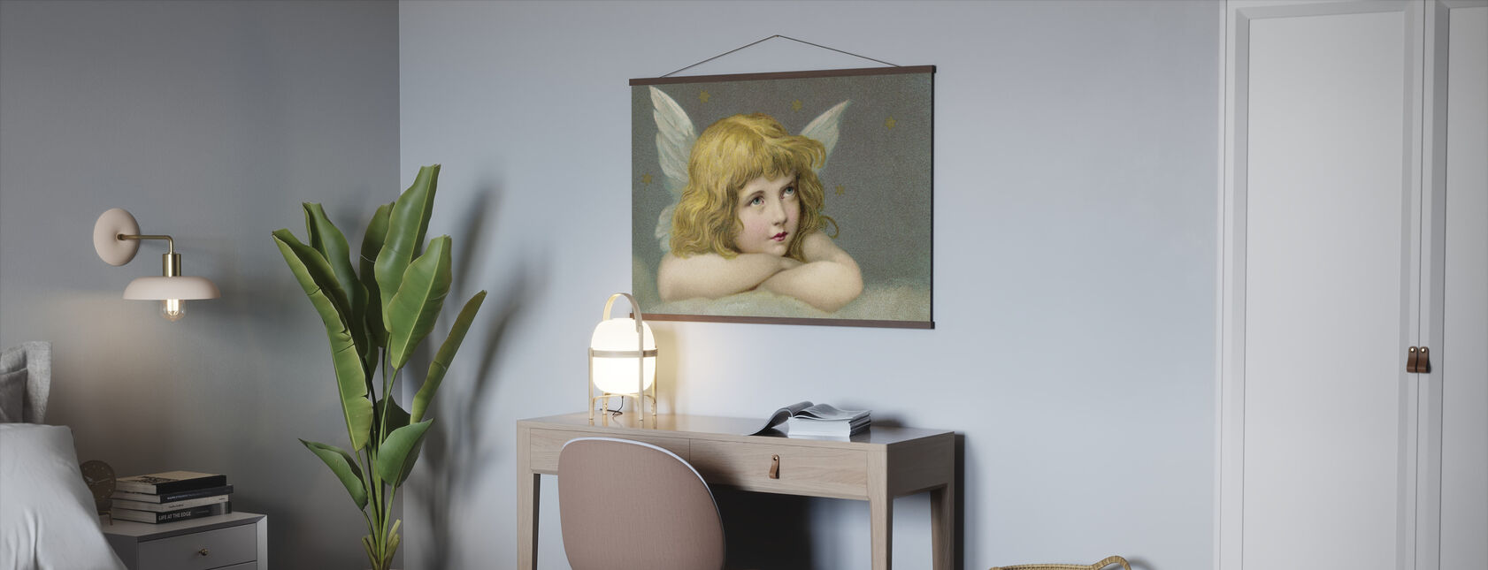 Little Angel - Poster - Office