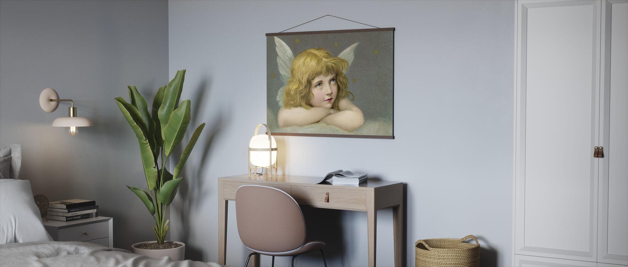 Little Angel - Poster - Office