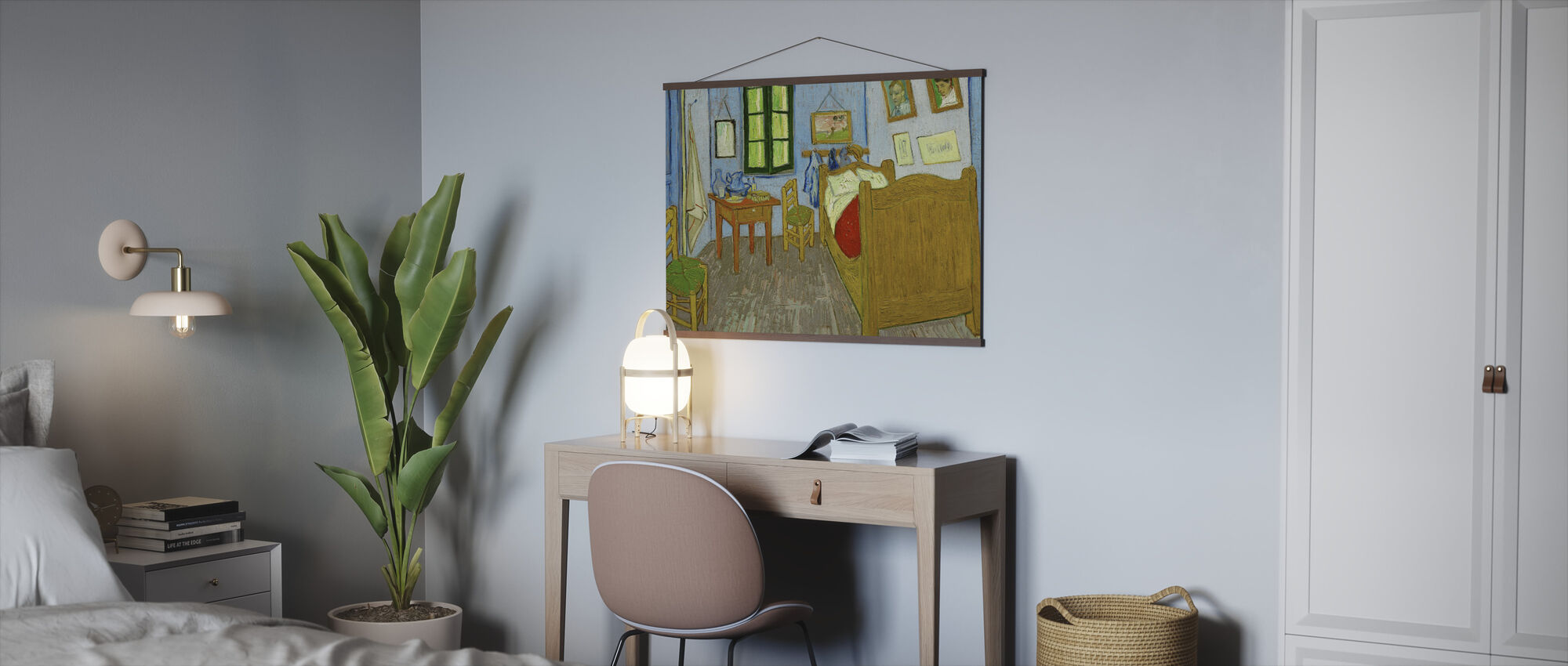Vincent van Gogh - Arles - Plakat - Kontor