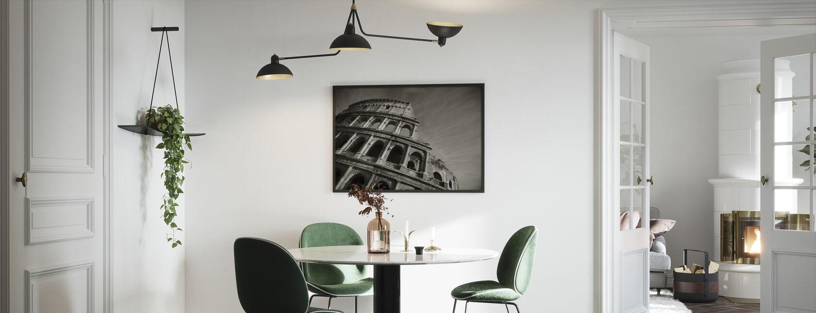 Roman Colosseum - Innrammet bilde - Kjøkken