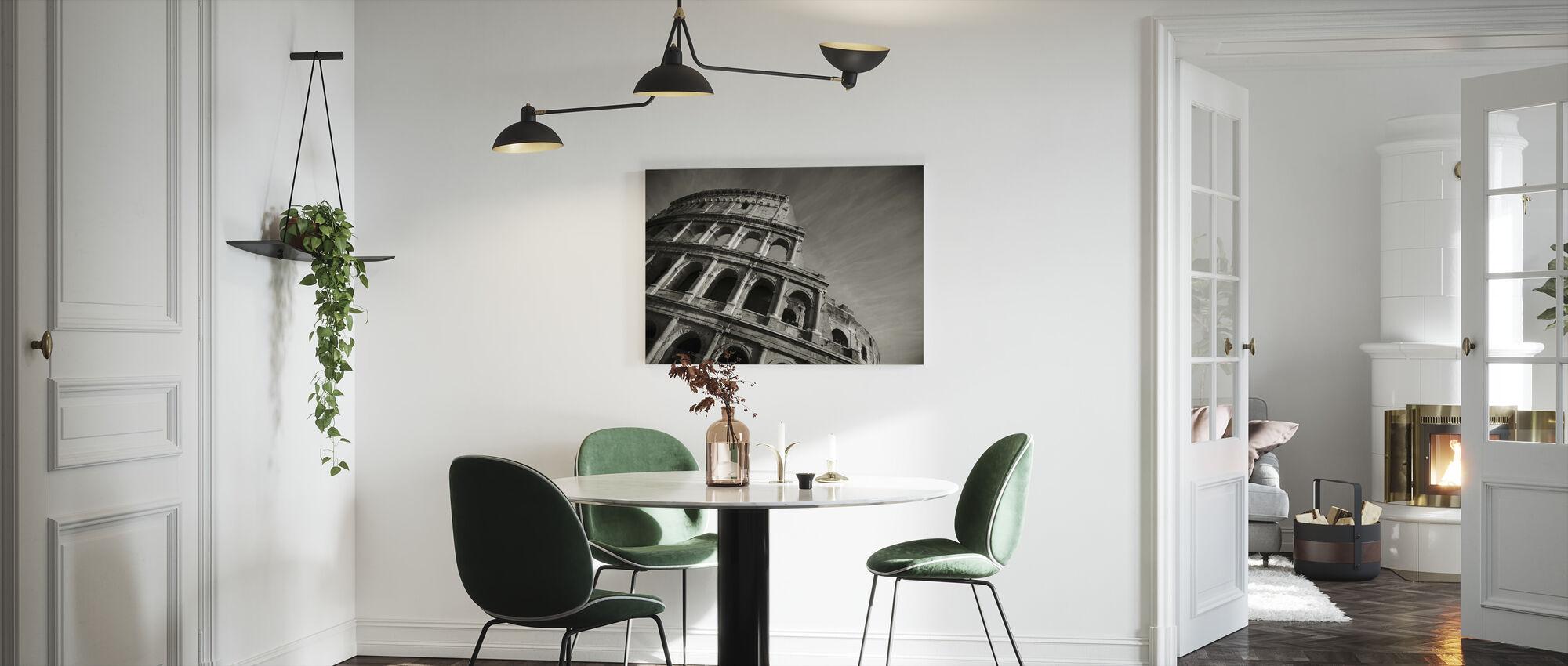 Roman Colosseum - Canvas print - Kitchen