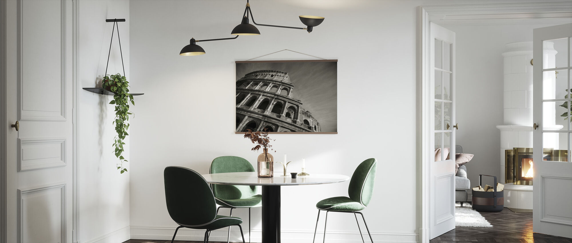 Roman Colosseum - Poster - Kitchen