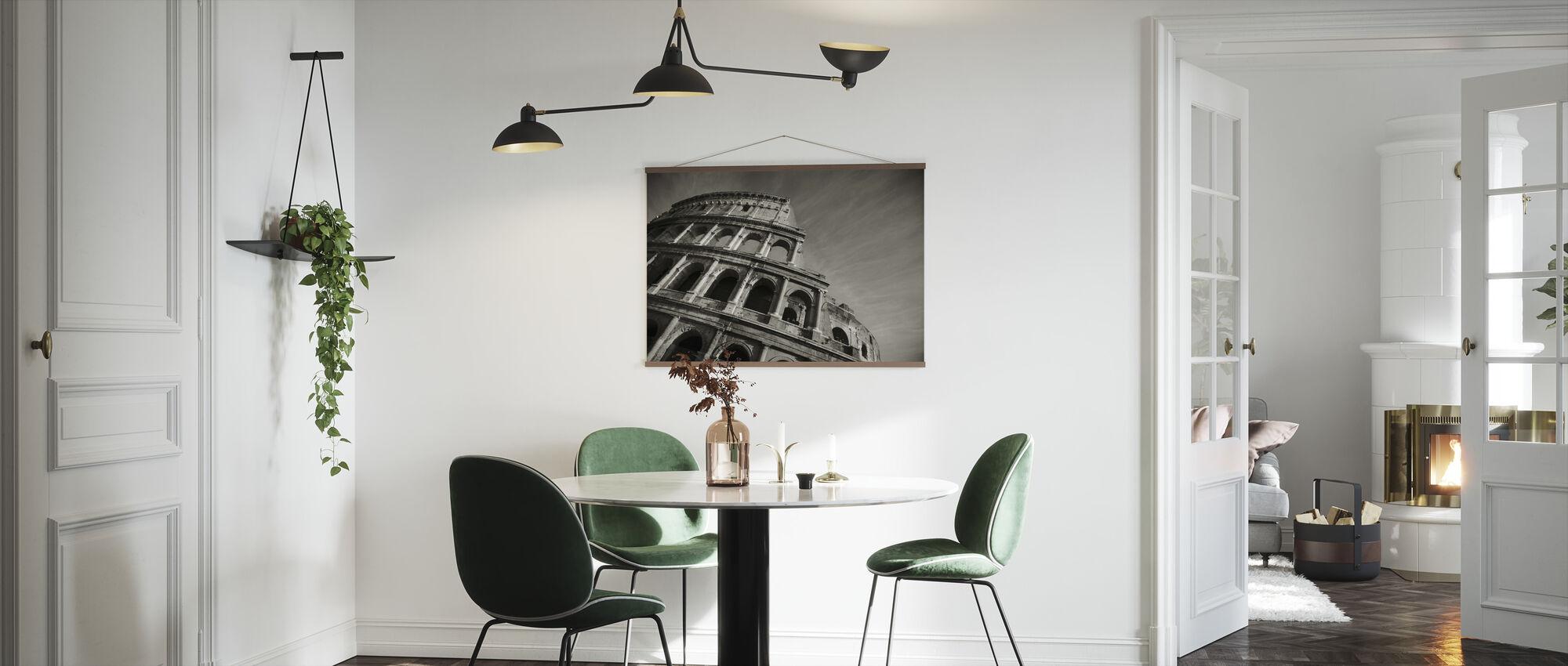 Romeins Colosseum - Poster - Keuken
