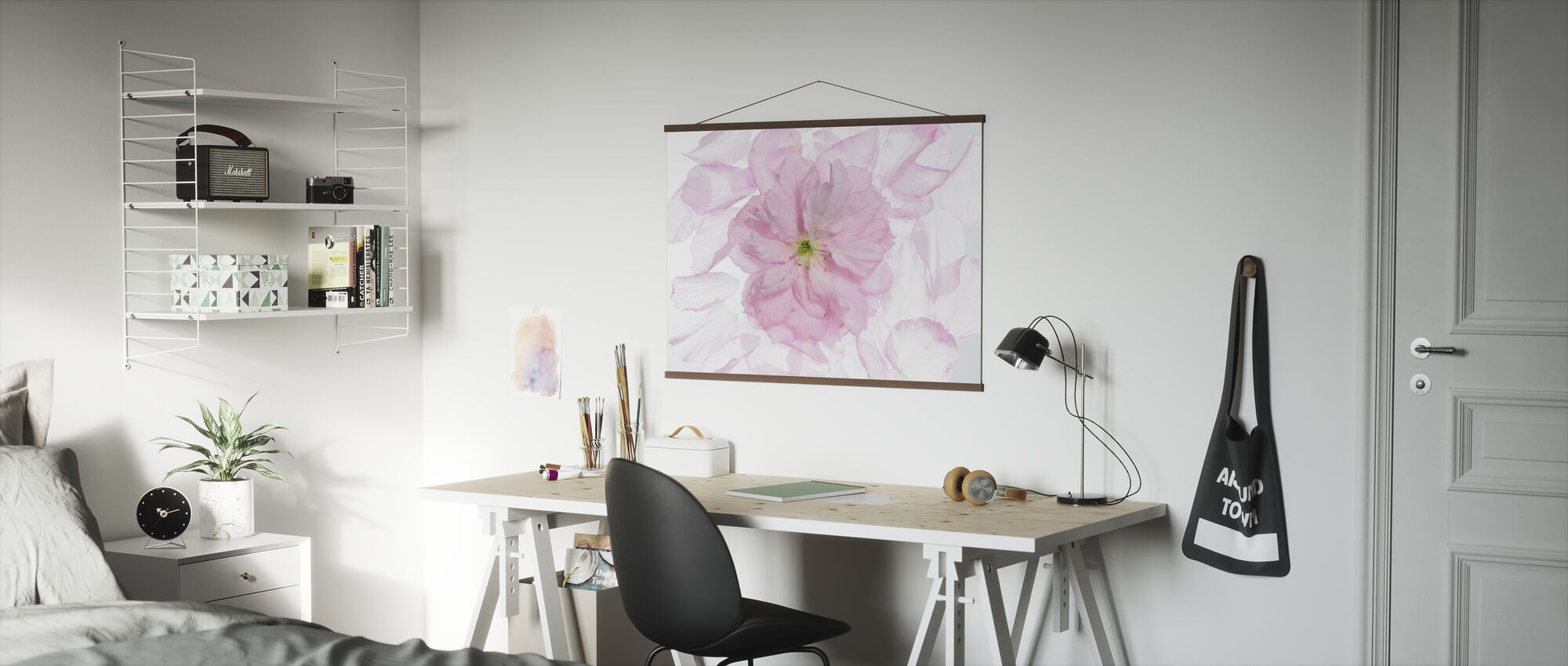 Cherry Bloom - Poster - Office