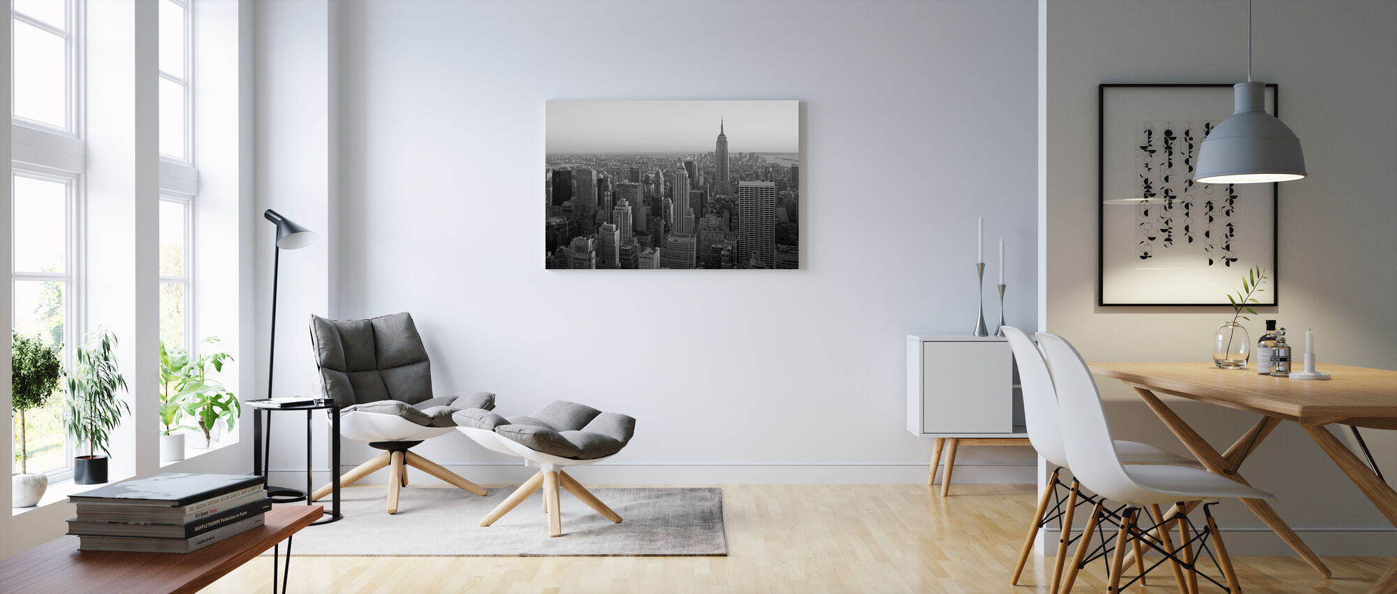 New York, New York - Canvas print - Woonkamer