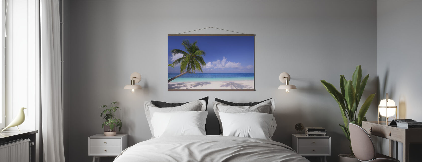 Island Paradise - Poster - Bedroom