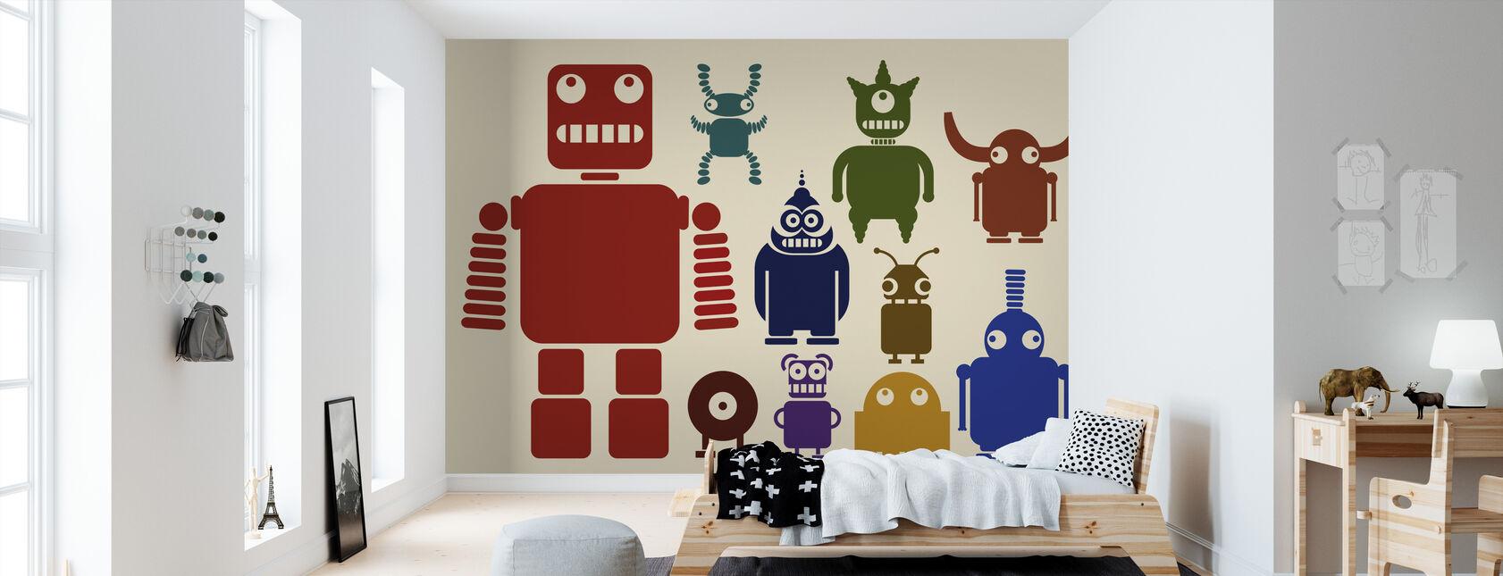 Robotit ja kyborgit