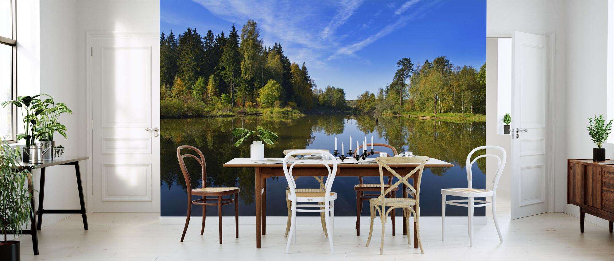 Sommer Lake - Tapet - Kjøkken