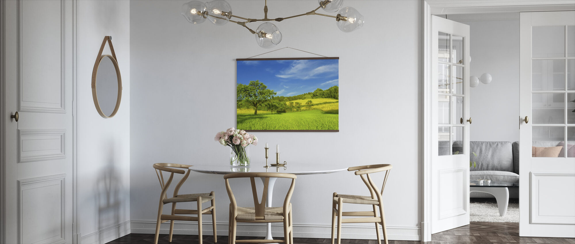 Sunny Summer Day - Poster - Kitchen