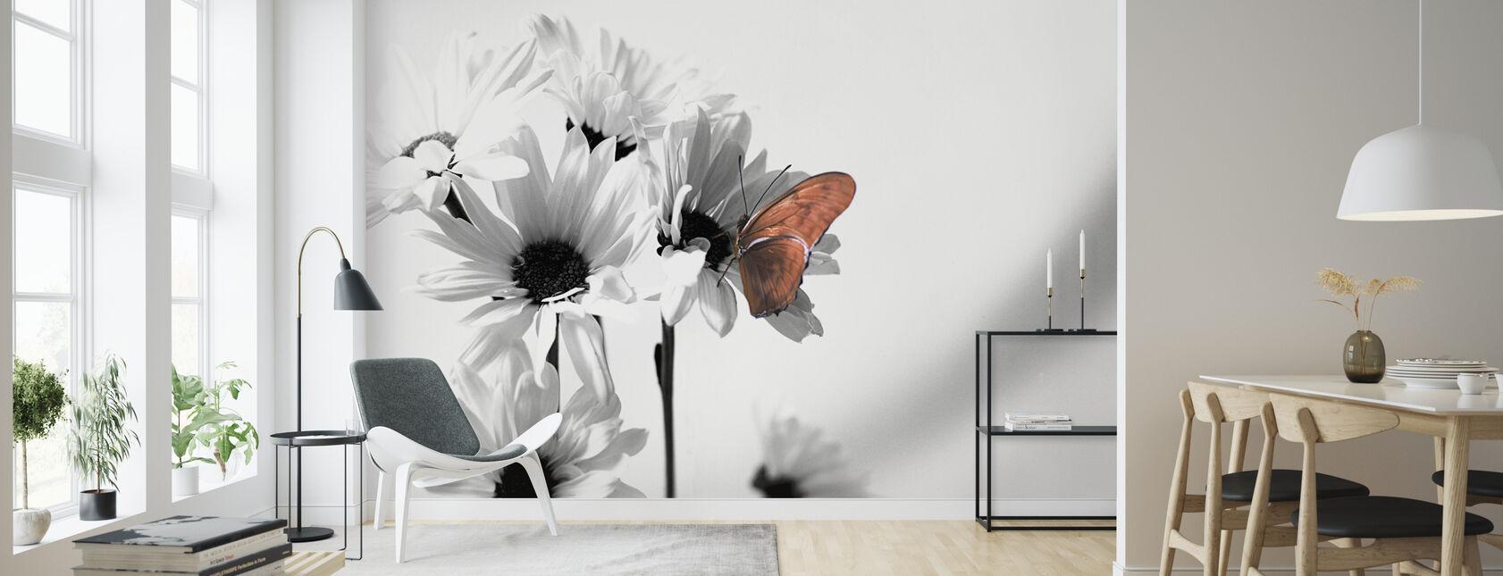Julia Butterfly - Wallpaper - Living Room
