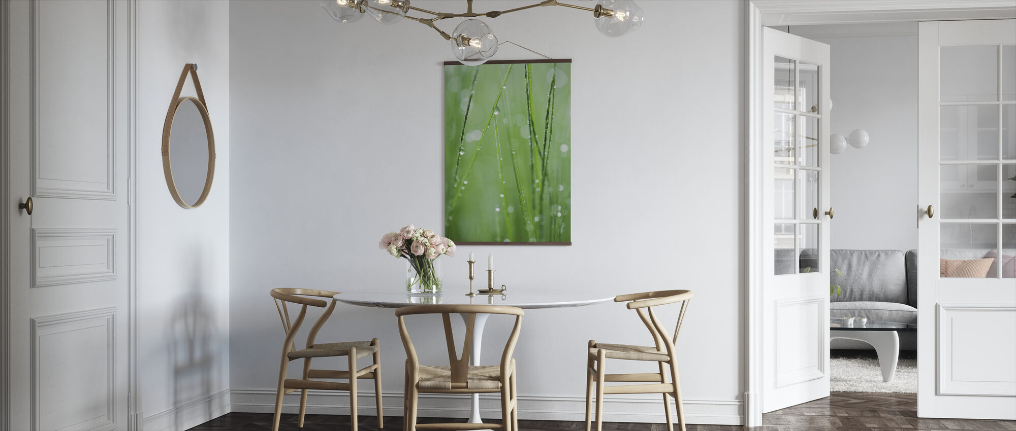 Green Formation - Poster - Kitchen