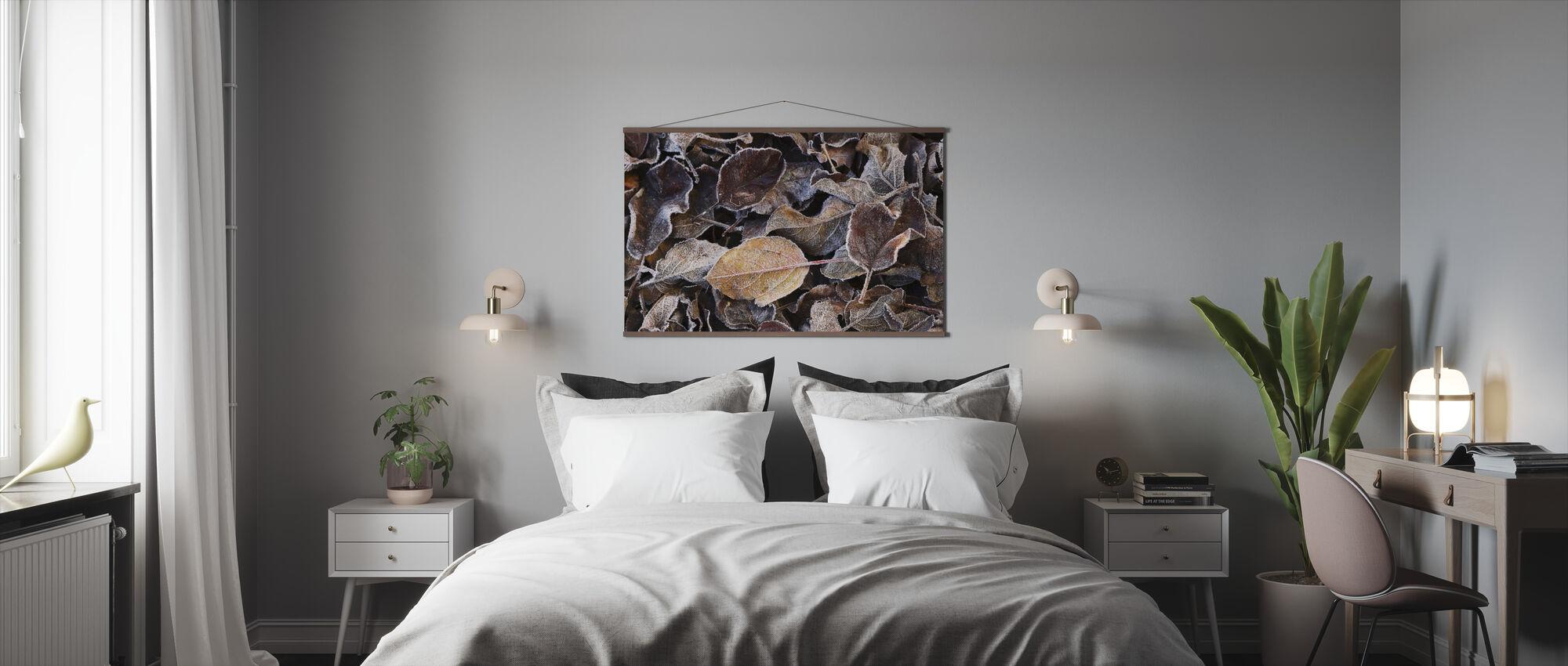 November Leaves - Poster - Bedroom