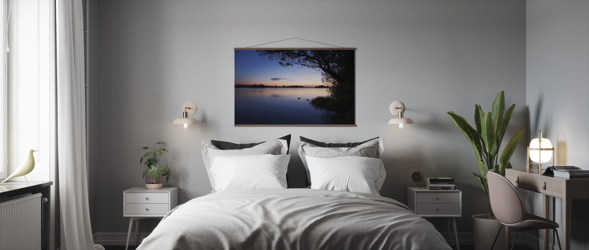 Blue Lake - Plakat - Soverom