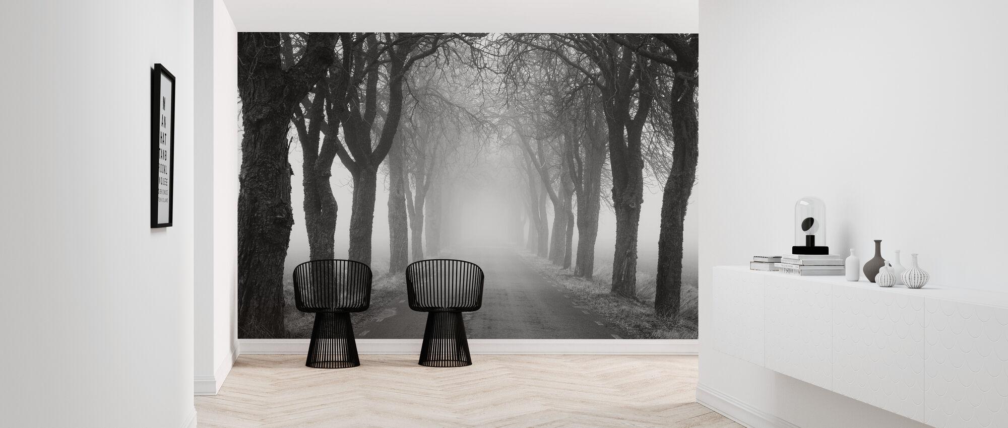 avenue - Wallpaper - Hallway