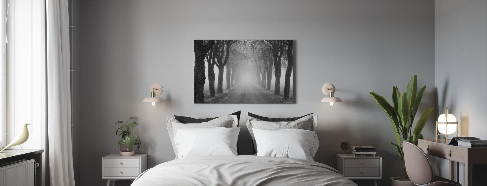 Avenue - Canvastaulu - Makuuhuone